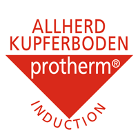 energiesparender protherm® Allherd-Kupferboden