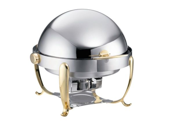 Chafing-Dish Royal Gold